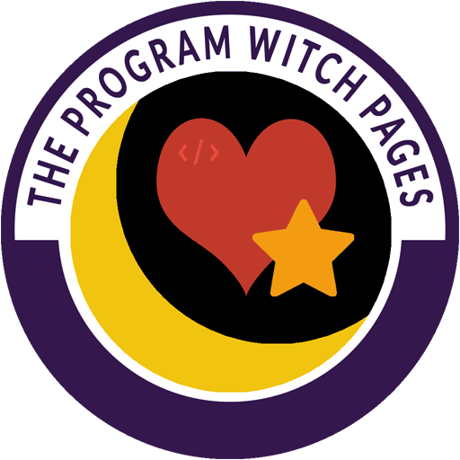 Program Witch Pages